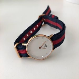 Daniel Wellington Classy Oxford Watch (Rose Gold)